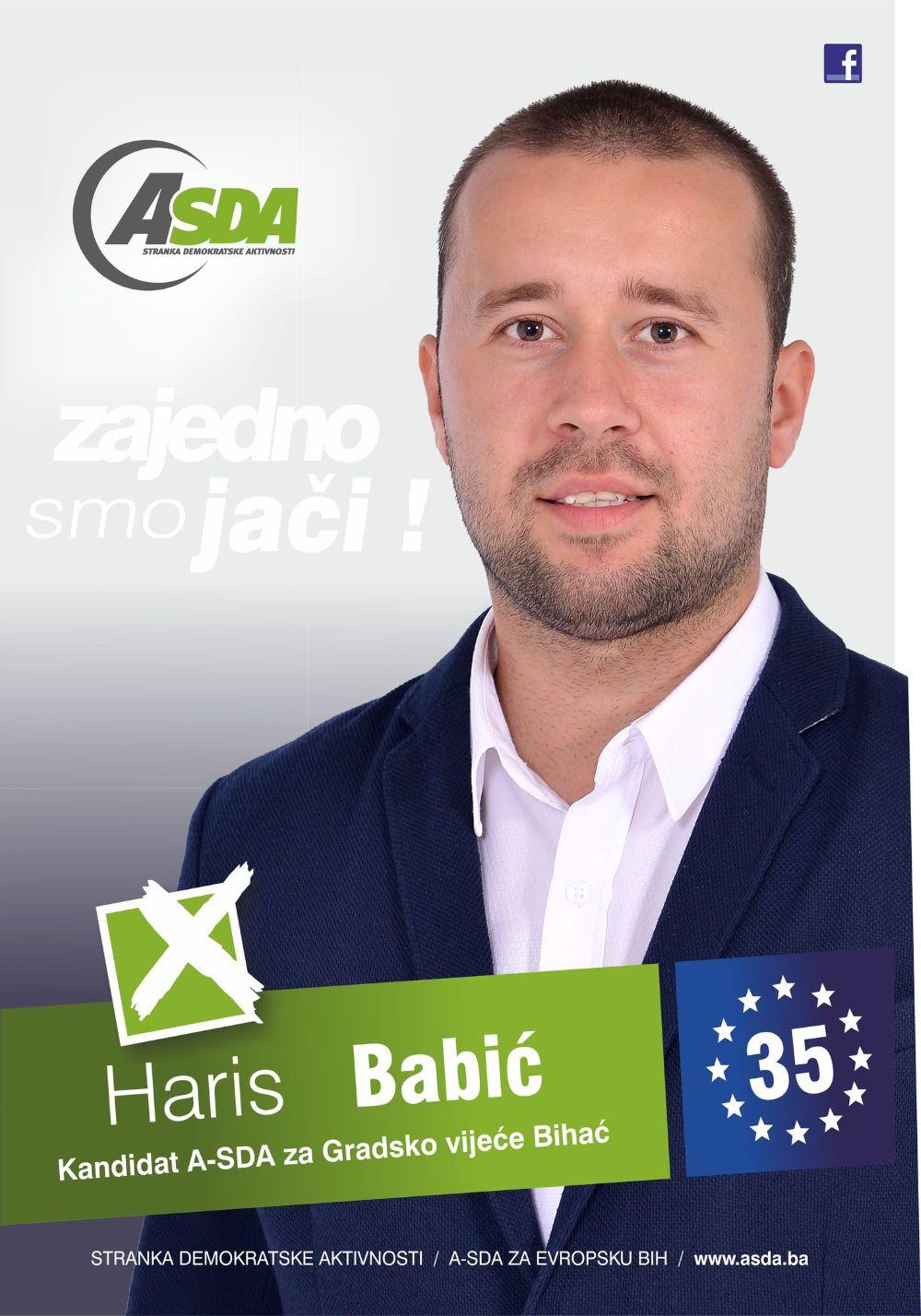 Haris Babić