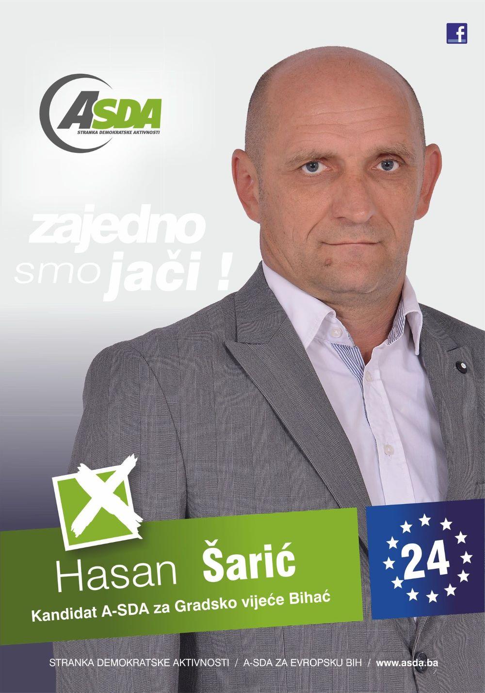 Hasan Šarić