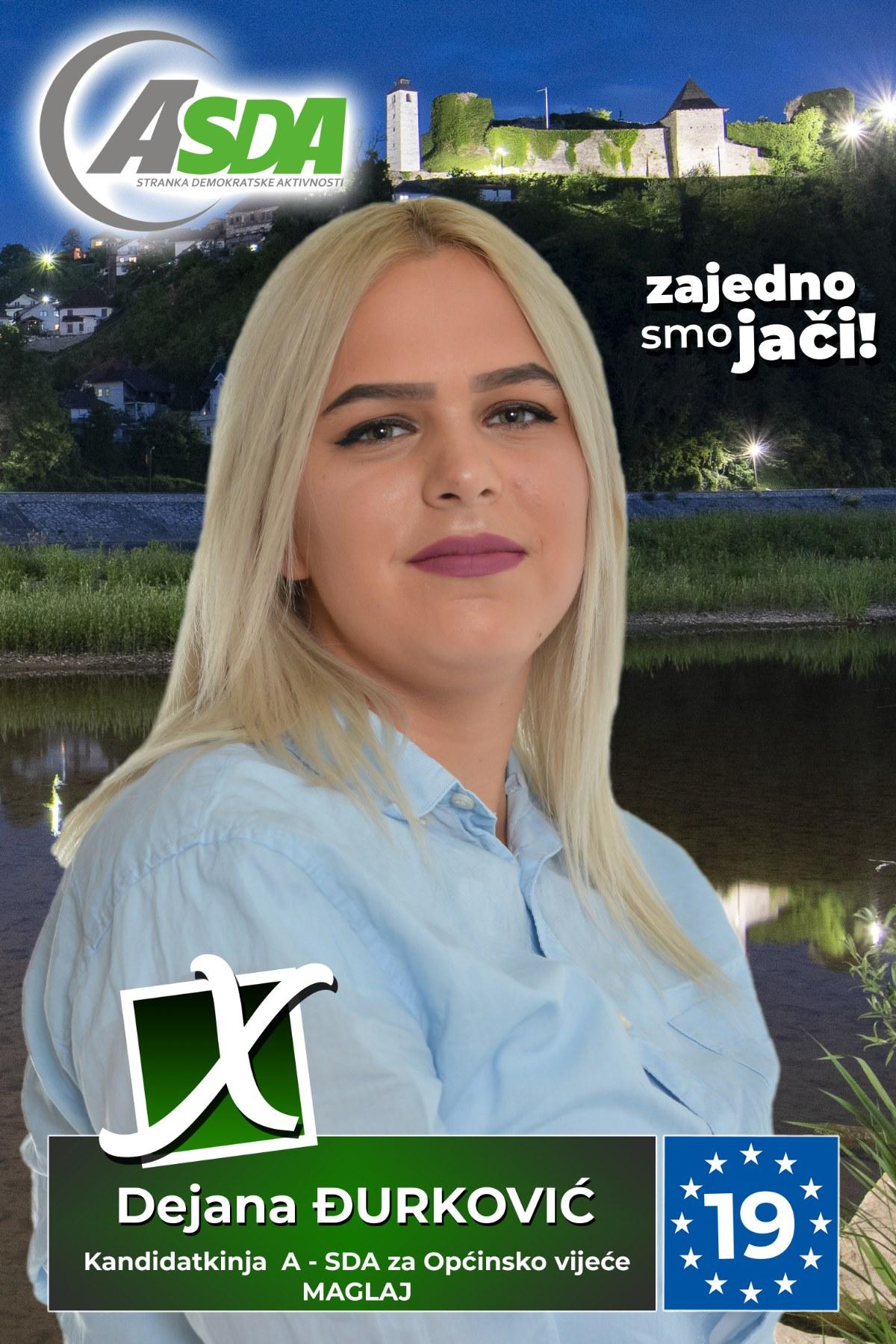Dejana Đurković