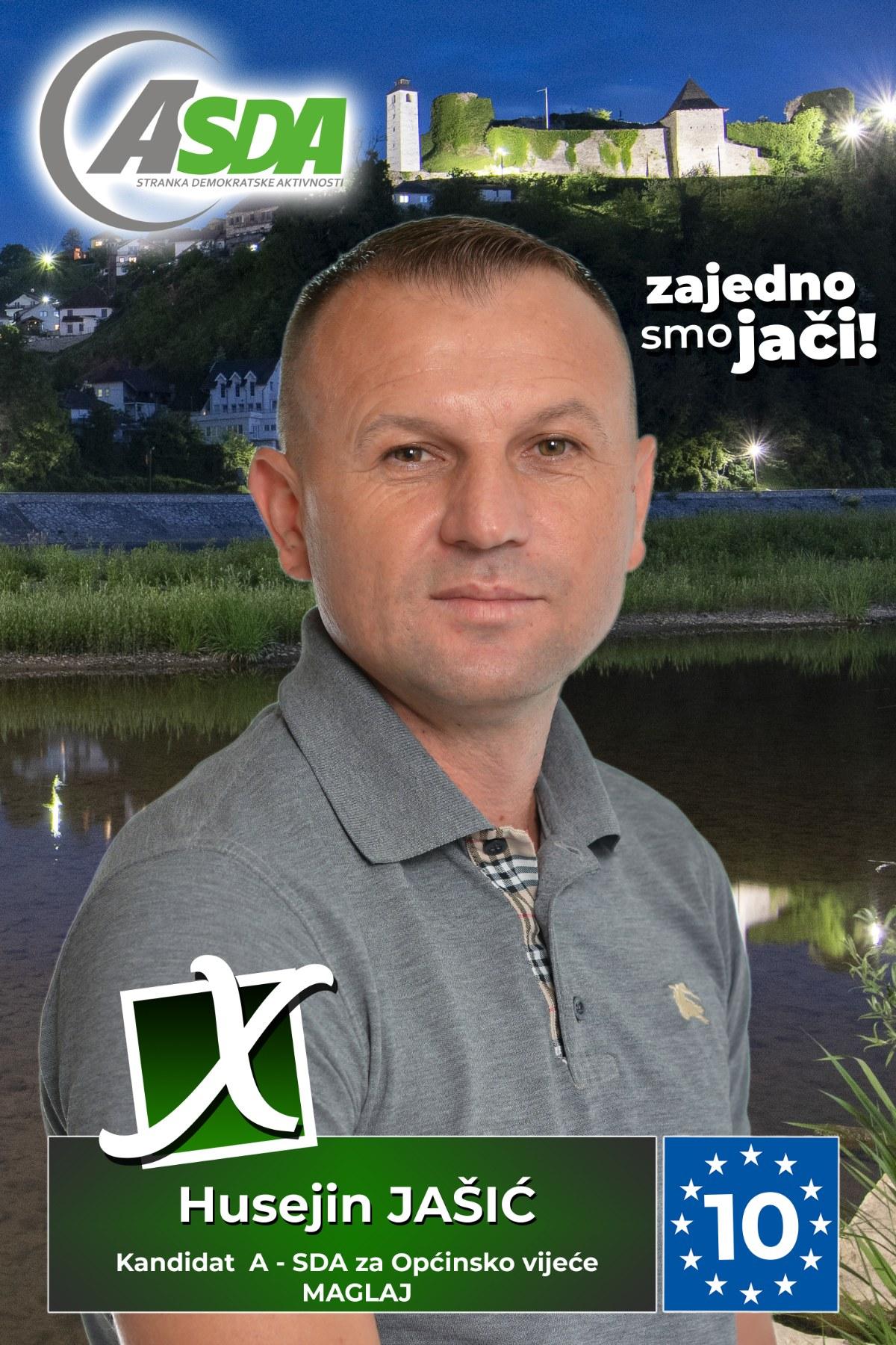 Husejin Jašić
