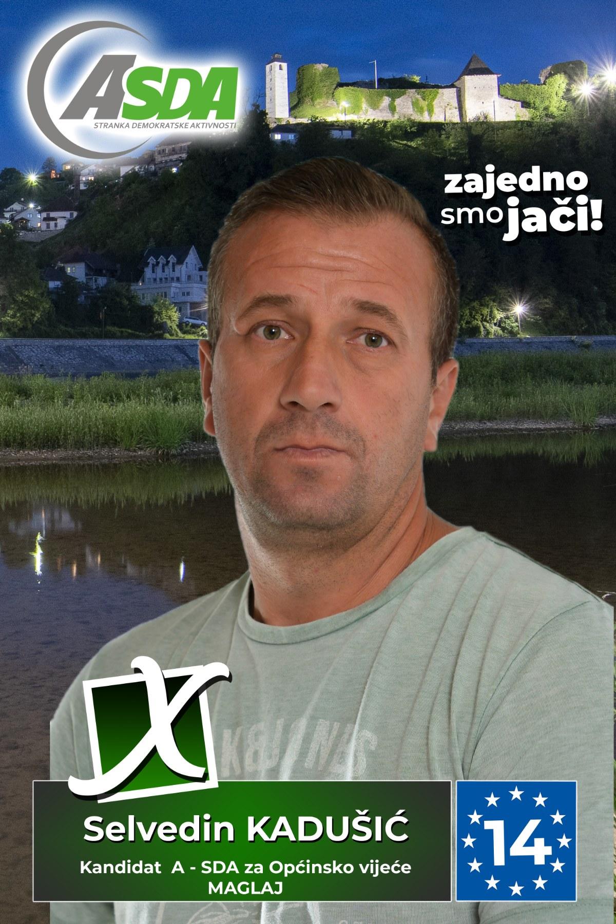 Selvedin Kadušić