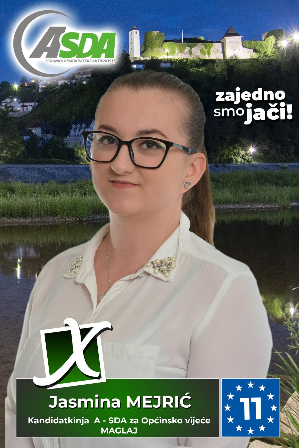 Jasmina Mejrić