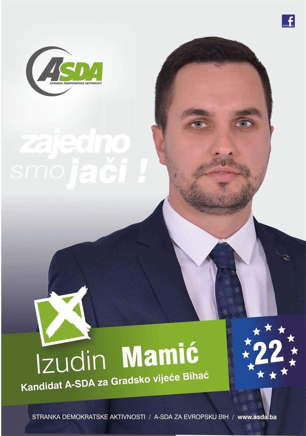 Izudin Mamić