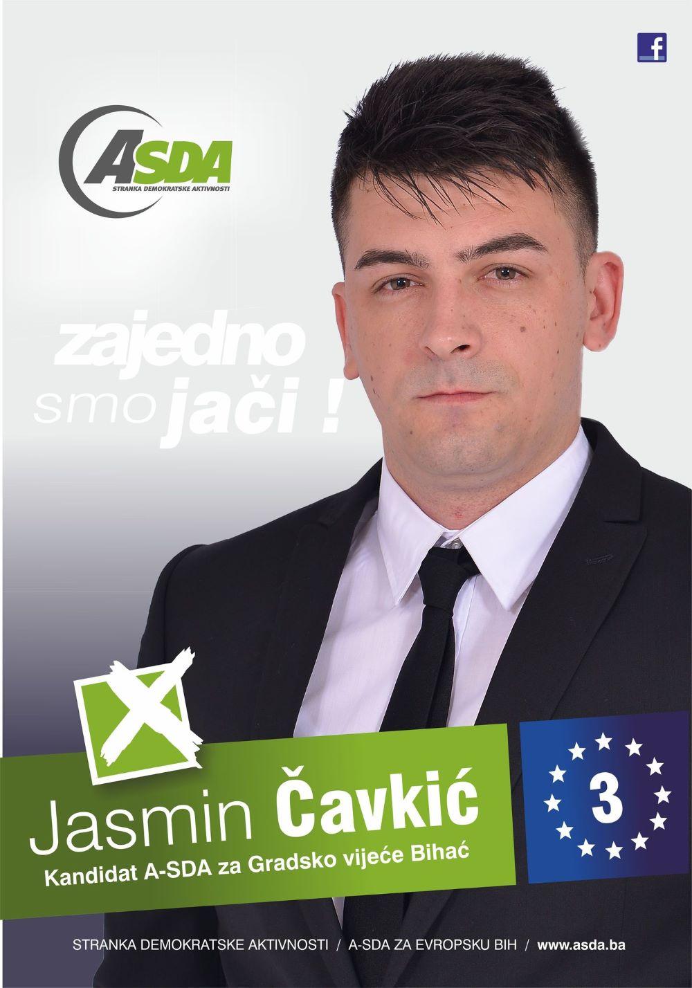 Jasmin Čavkić