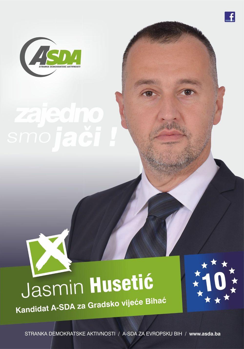 Jasmin Husetić