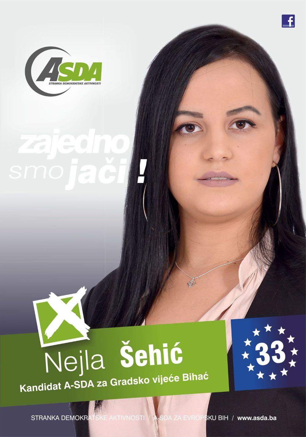 Nejla Šehić