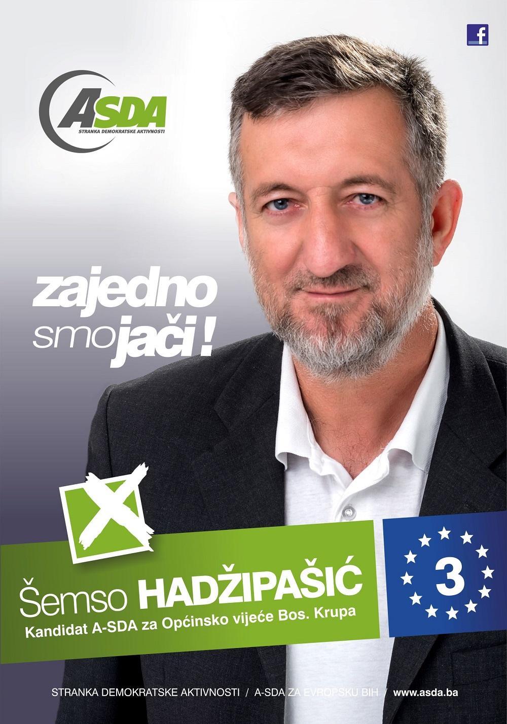 Šemso Hadžipašić