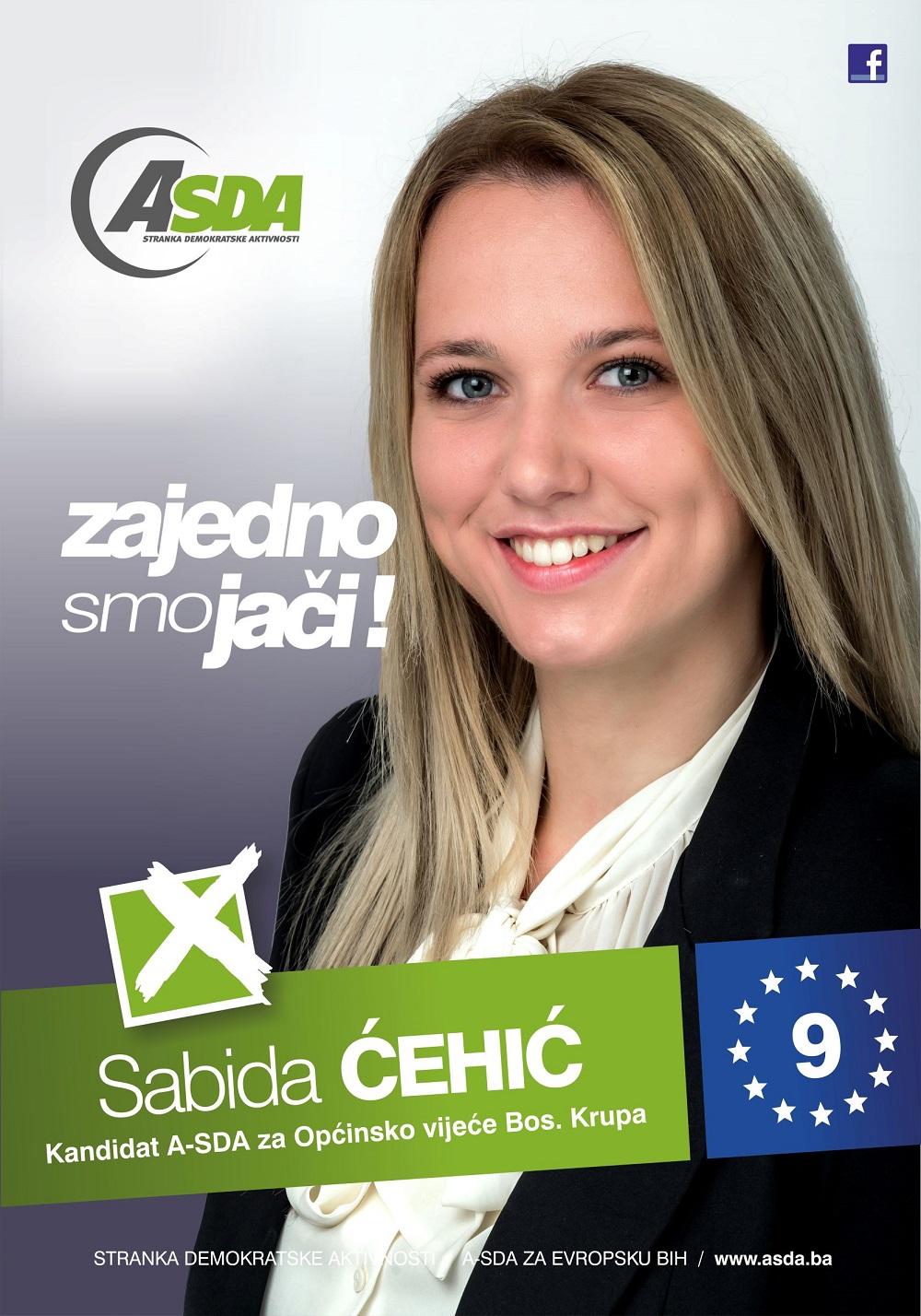 Sabida Ćehić