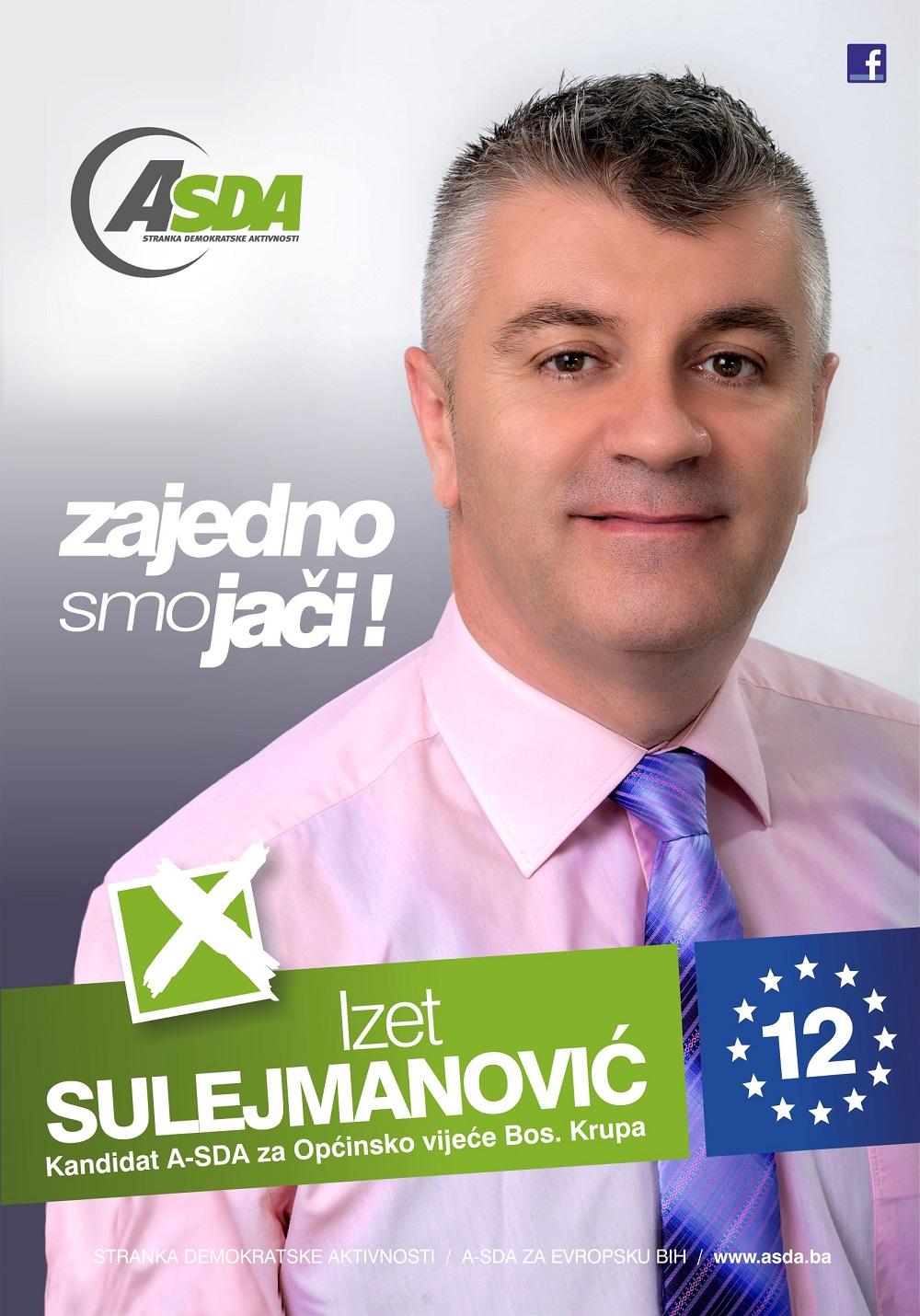 Izet Sulejmanović
