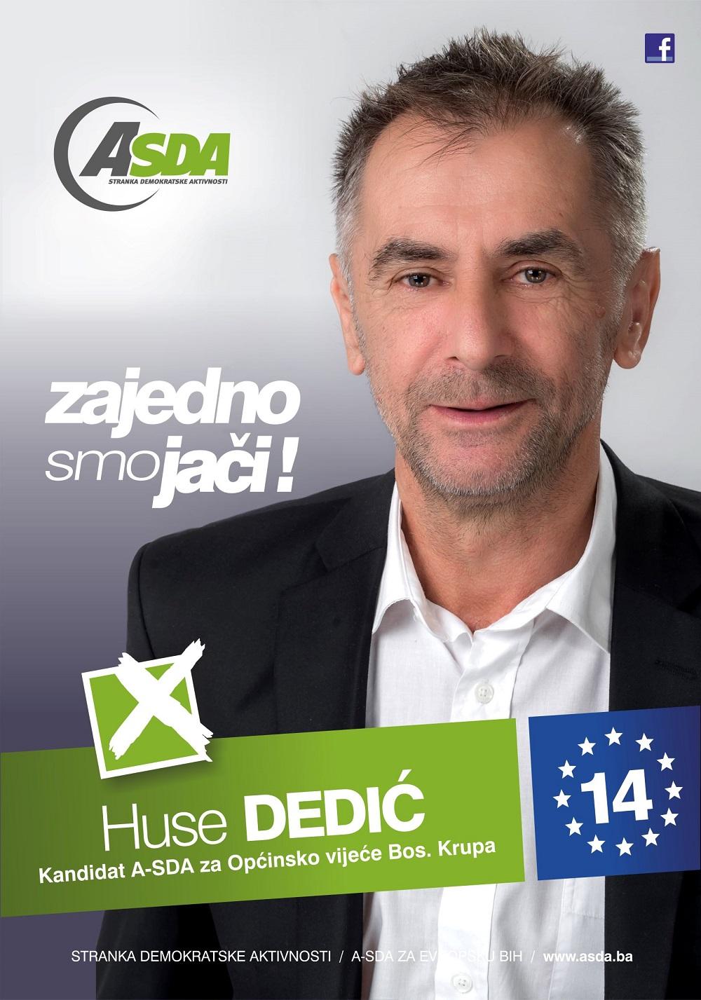 Huse Dedić