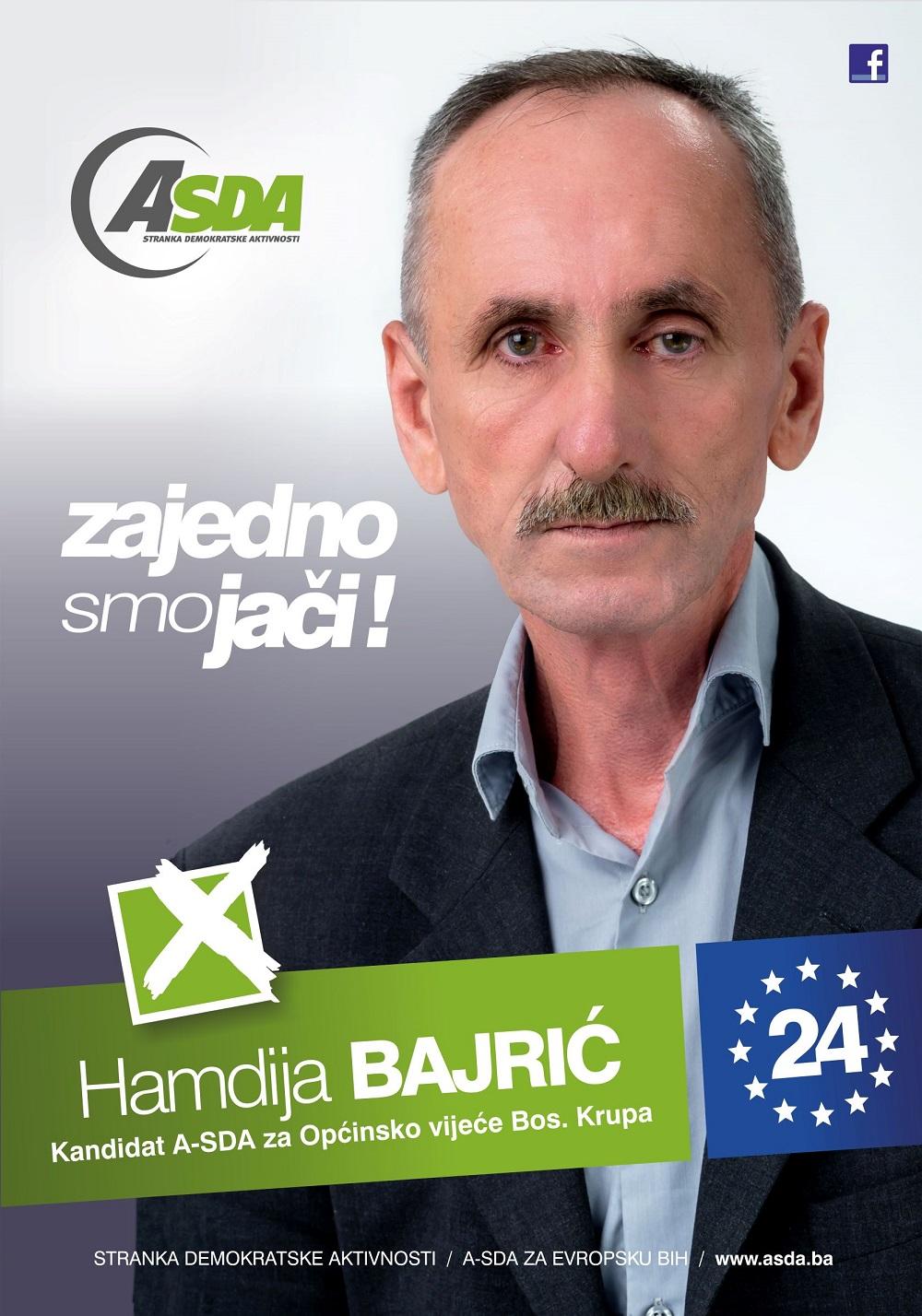 Hamdija Bajrić