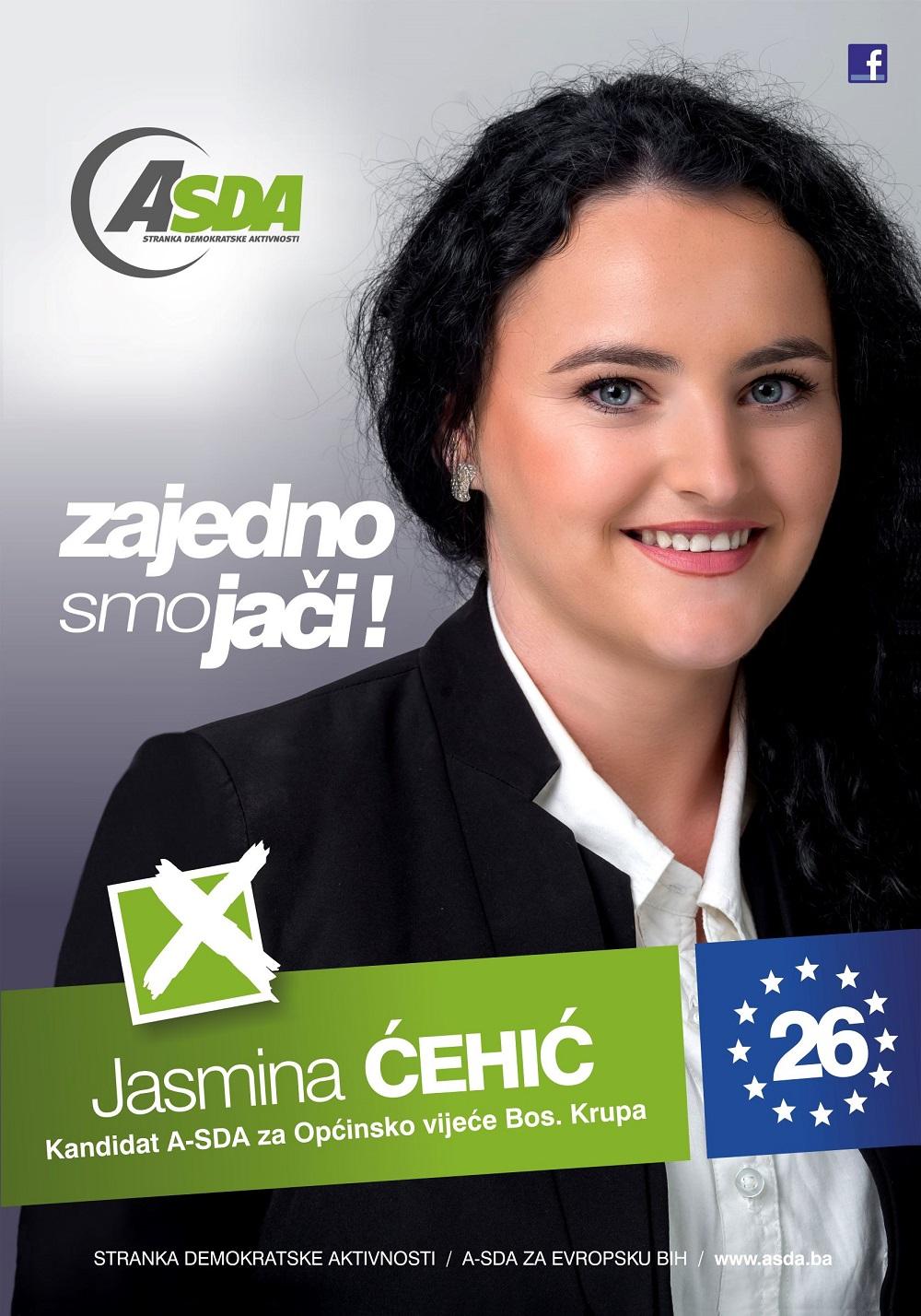 Jasmina Ćehić