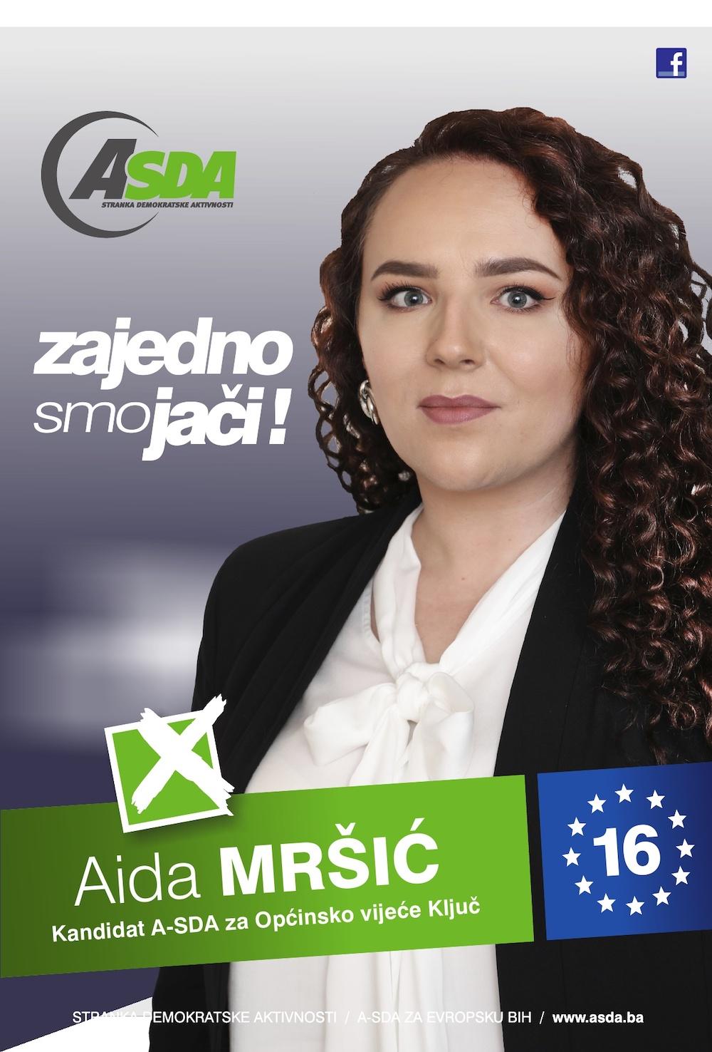 Rođena 12.05.1992. godine u Banja Luci. Osnovnu školu i gimnaziju završila u Ključu. Diplomirala je na Biotehničkom fakultetu Univerziteta u Bihaću i stekla zvanje bachelor zaštite okoliša. Pripravnički staž obavljala […]