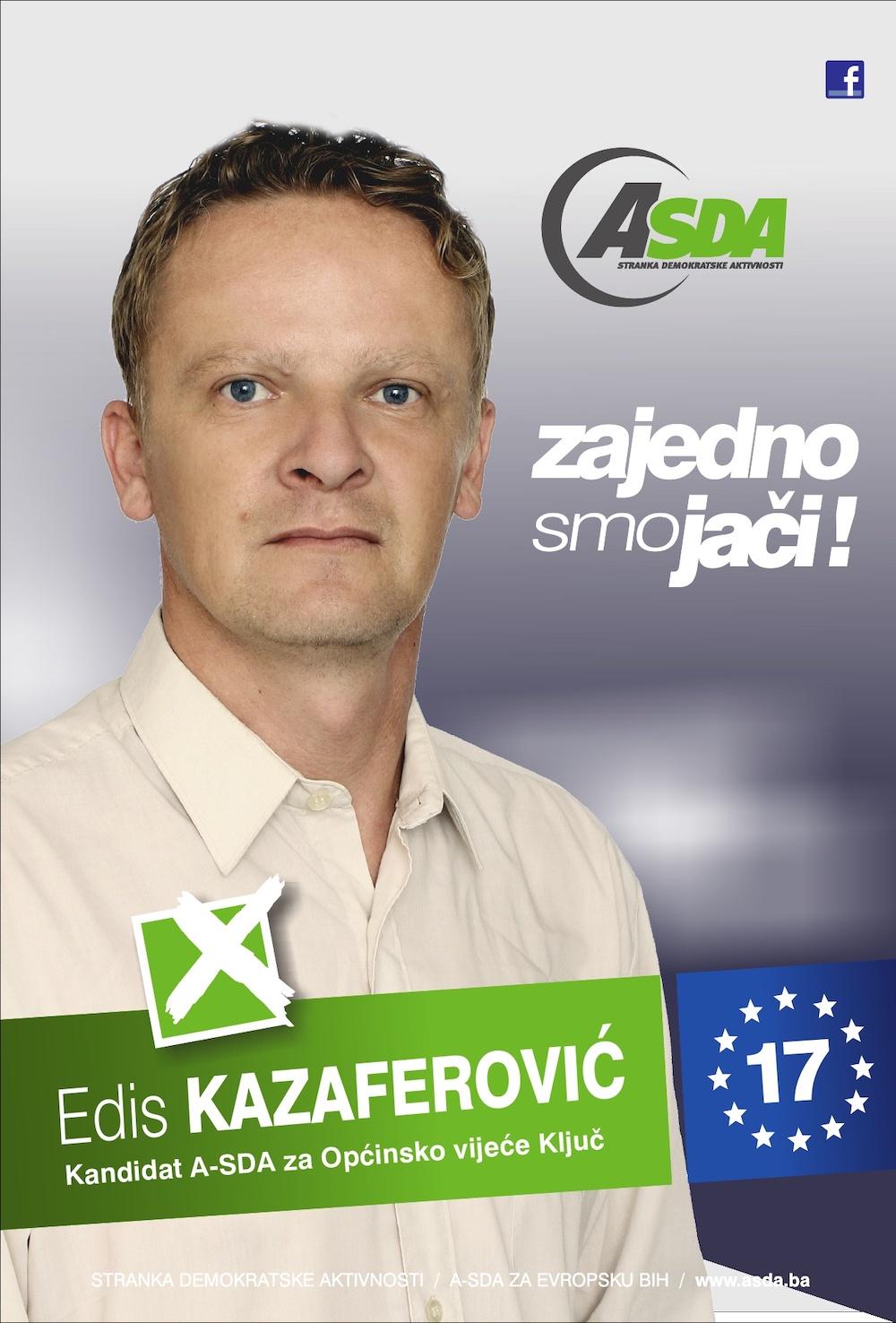 Rođen 12.02.1979. godine u Banja Luci. Po zanimanju je saobraćajni tehničar, vozač motornih vozila i rukovalac teške mehanizacije. Posjeduje radno iskustvo na poslovima struke od 17 godina. Oženjen, otac jednog […]