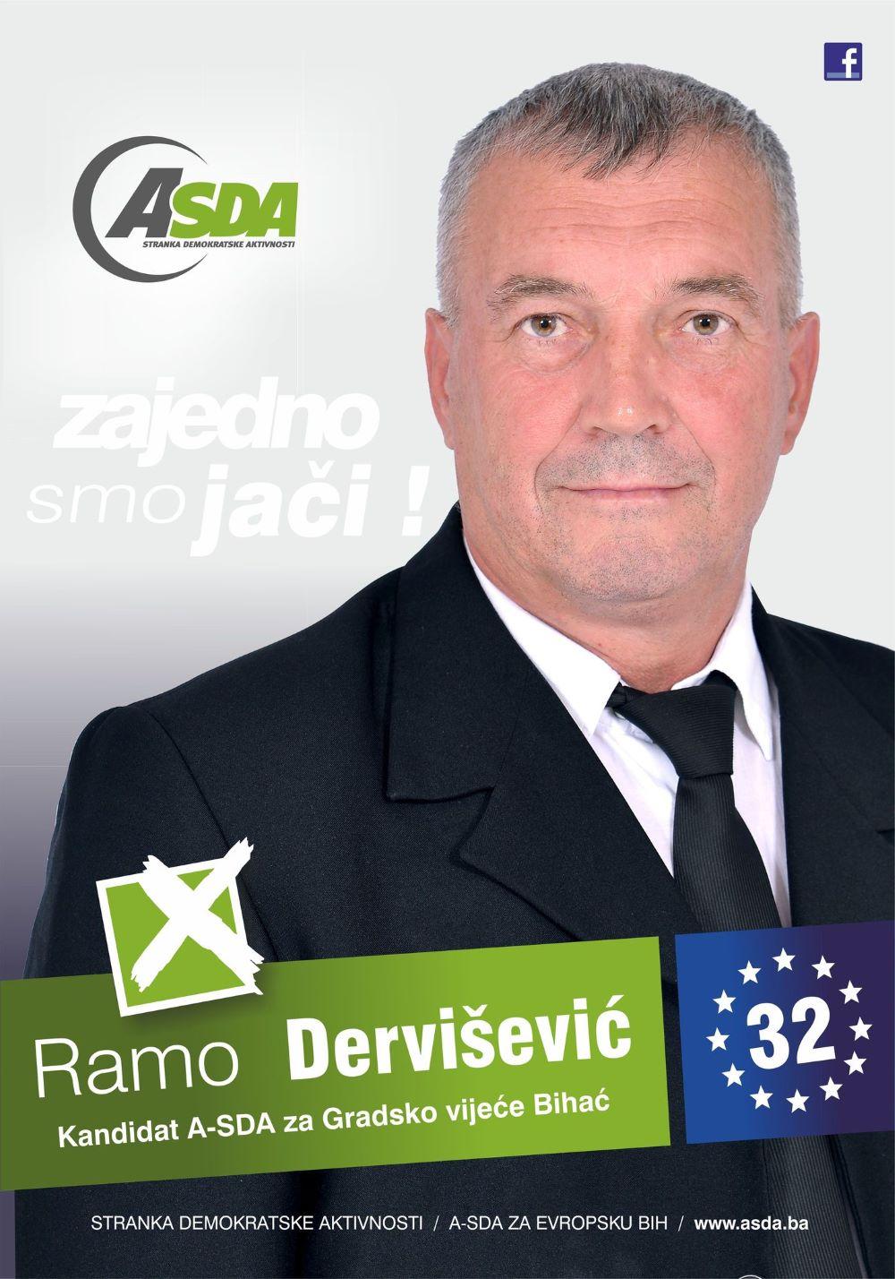 Ramo Dervišević