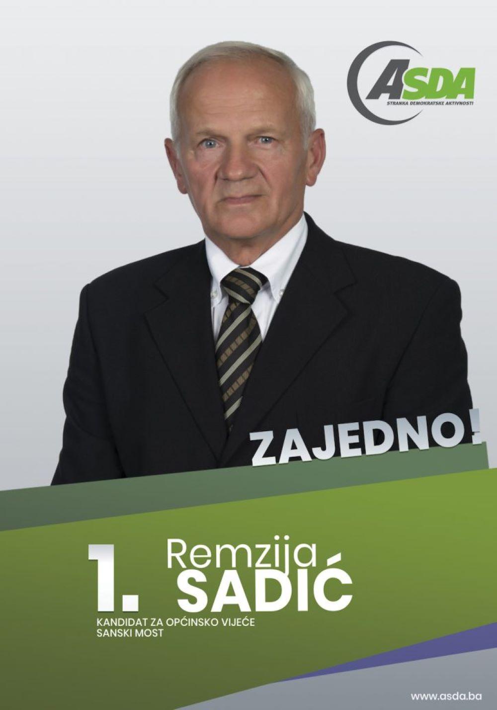 Remzija Sadić