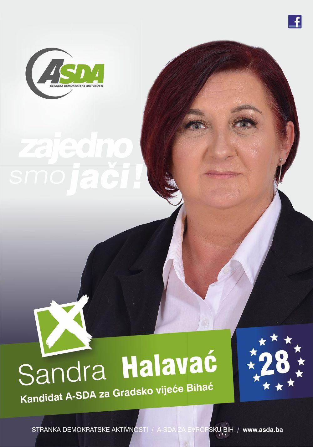 Sandra Halavać