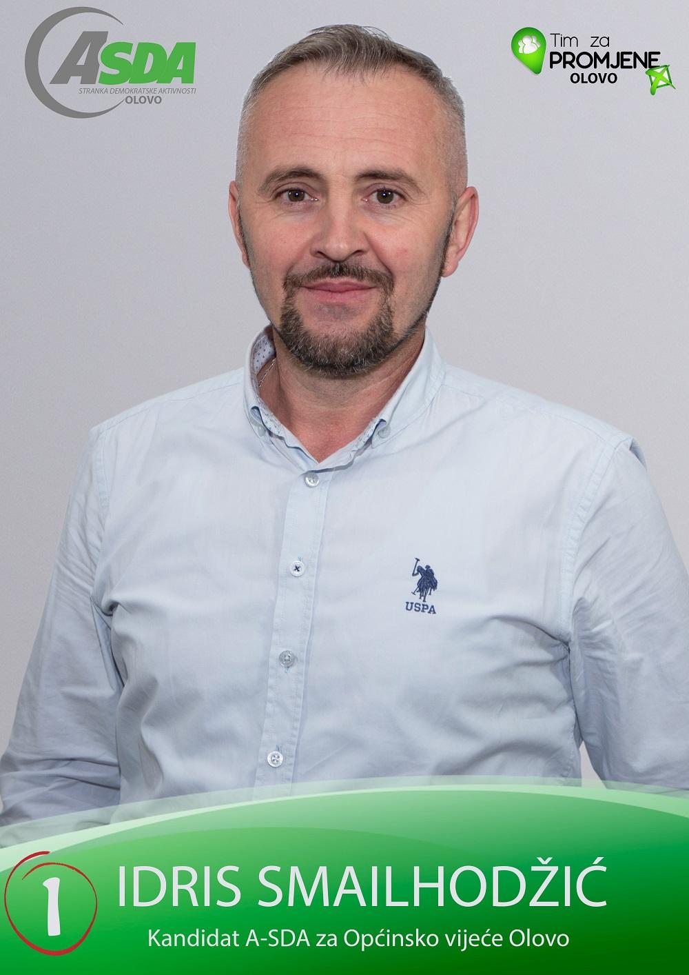 Idris Smailhodžić