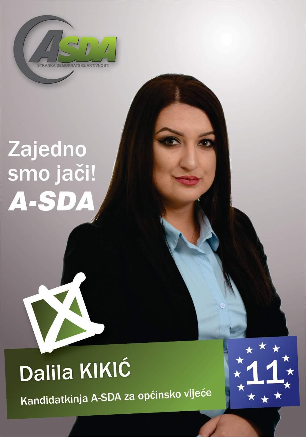Dalila Kikić