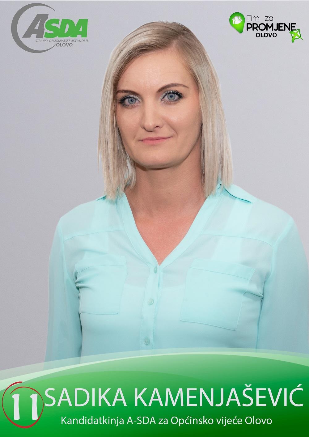 Sadika Kamenjašević