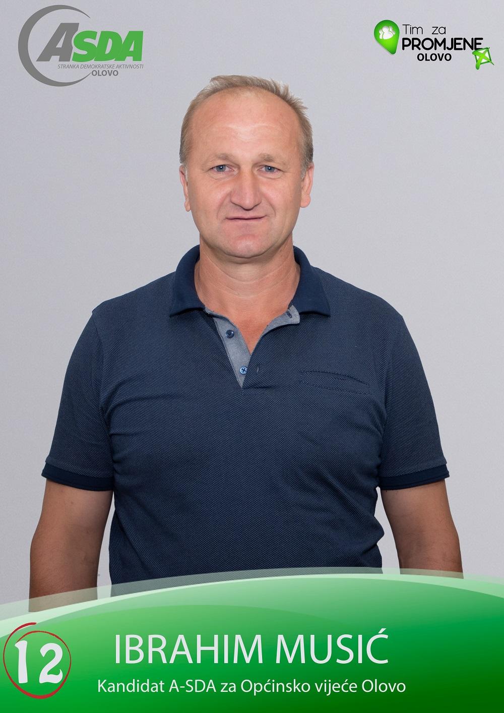 Ibrahim Musić