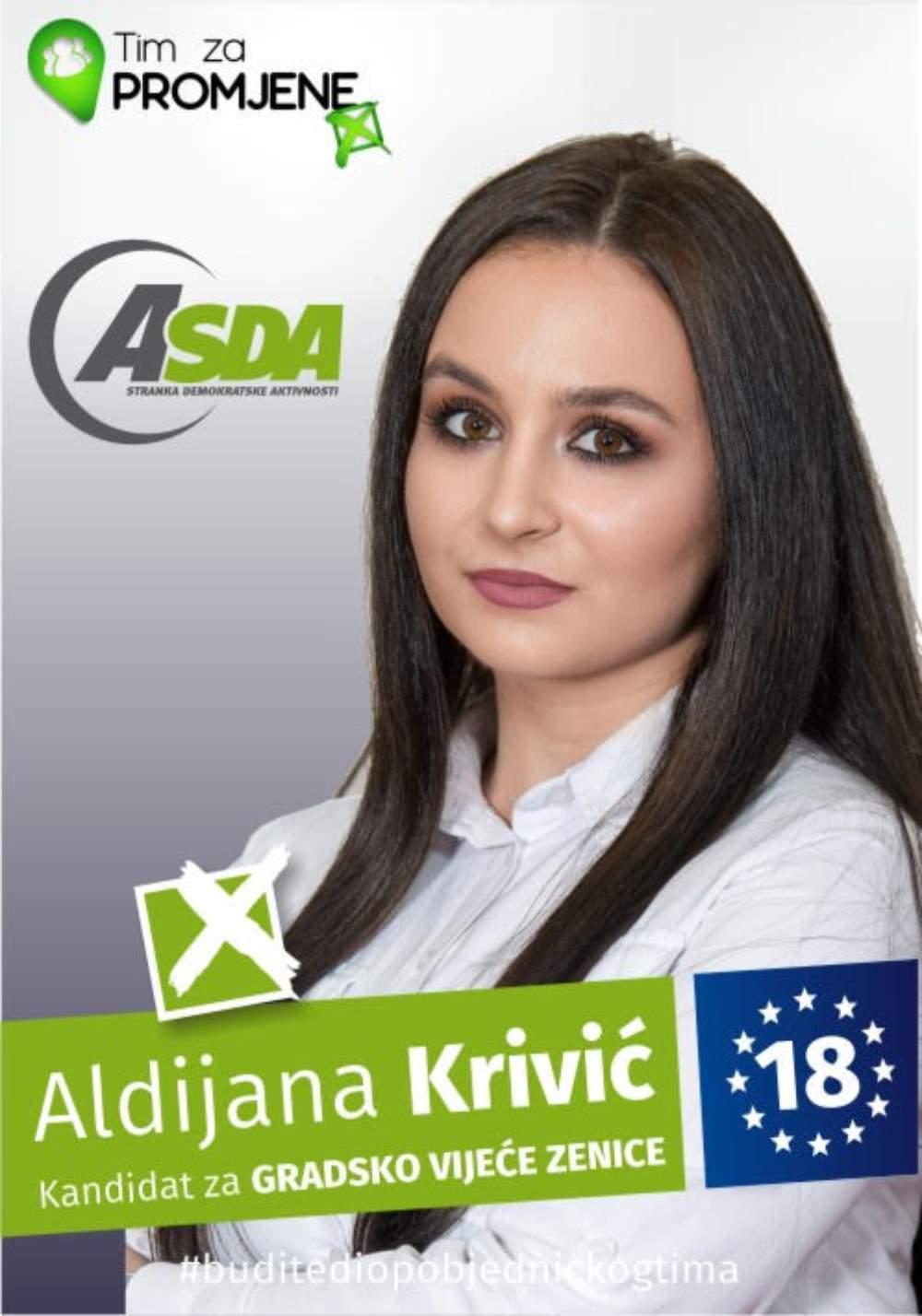 Aldijana Krivić