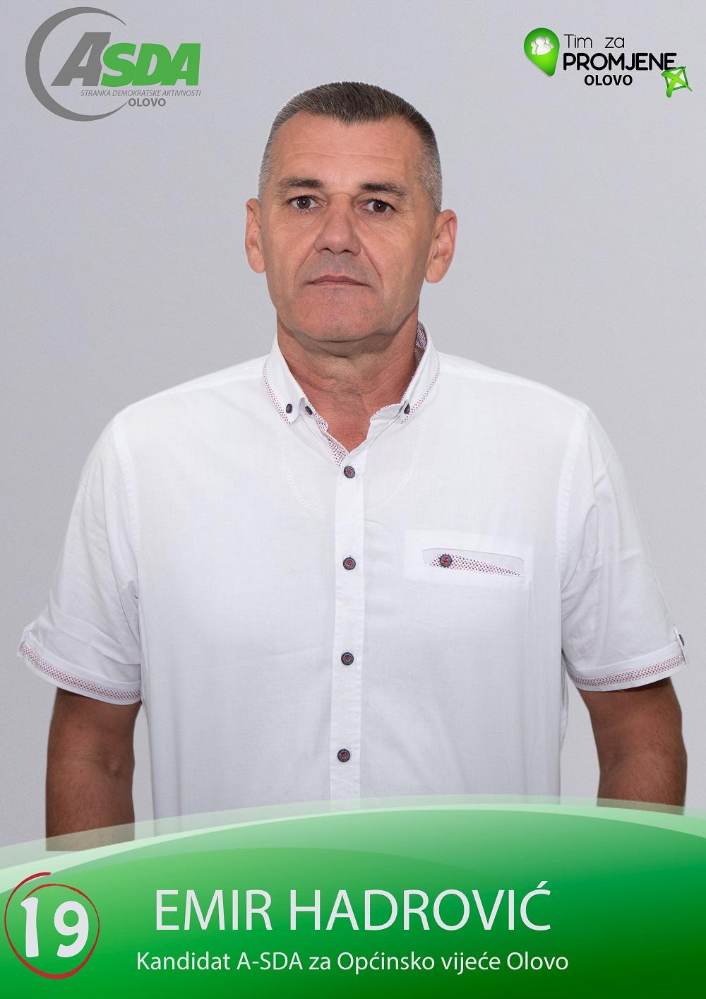 Emir Hadrović