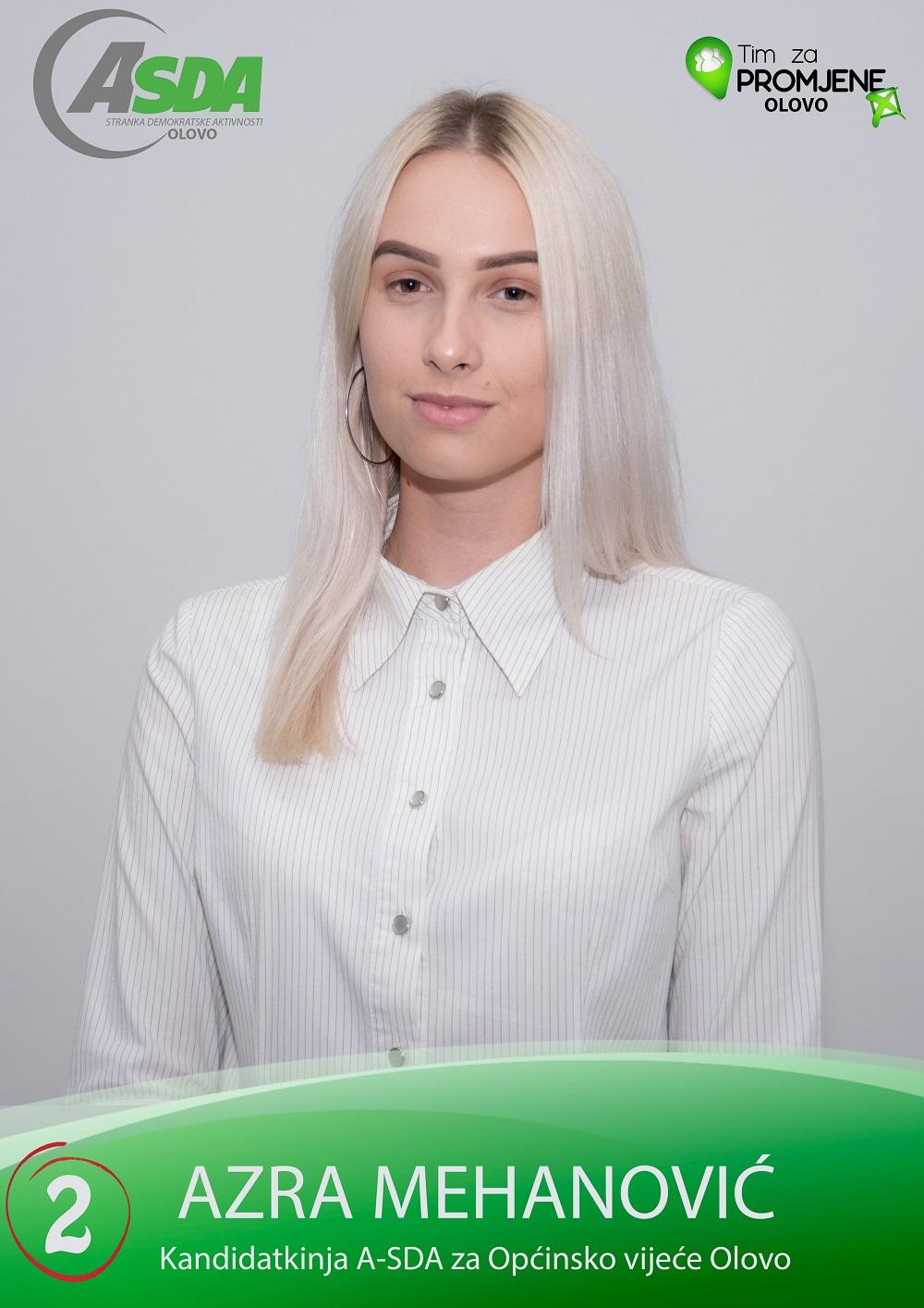 Azra Mehanović