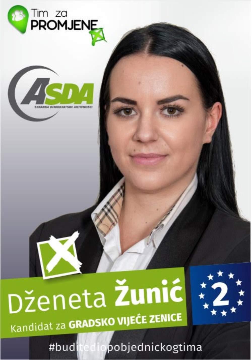 Dženeta Žunić
