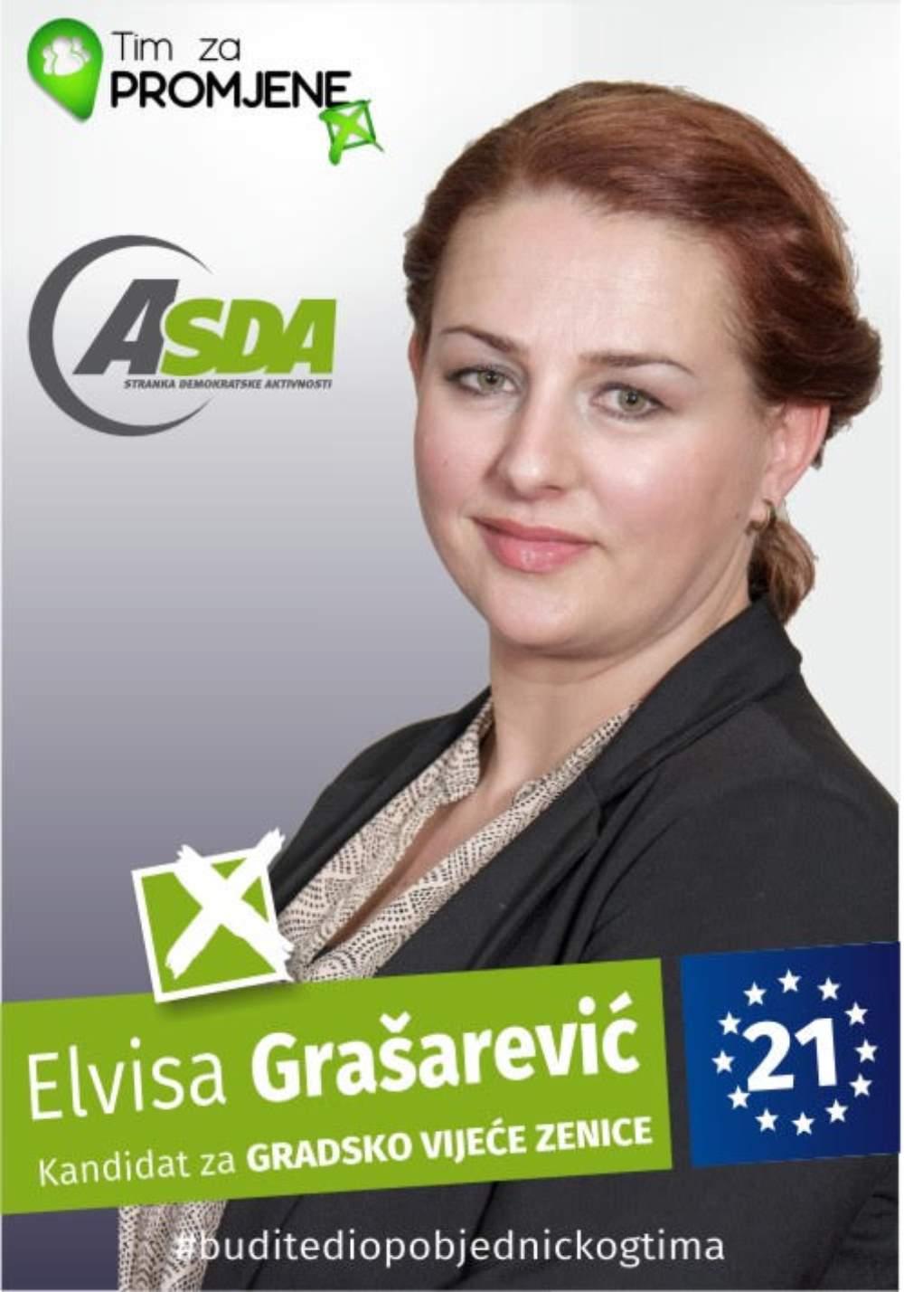 Elvisa Grašarević