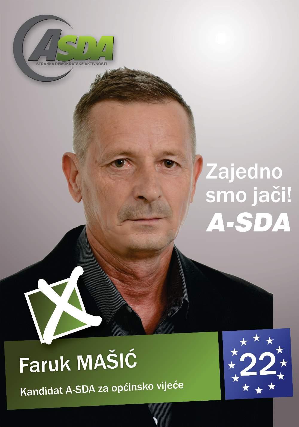 Faruk Mašić