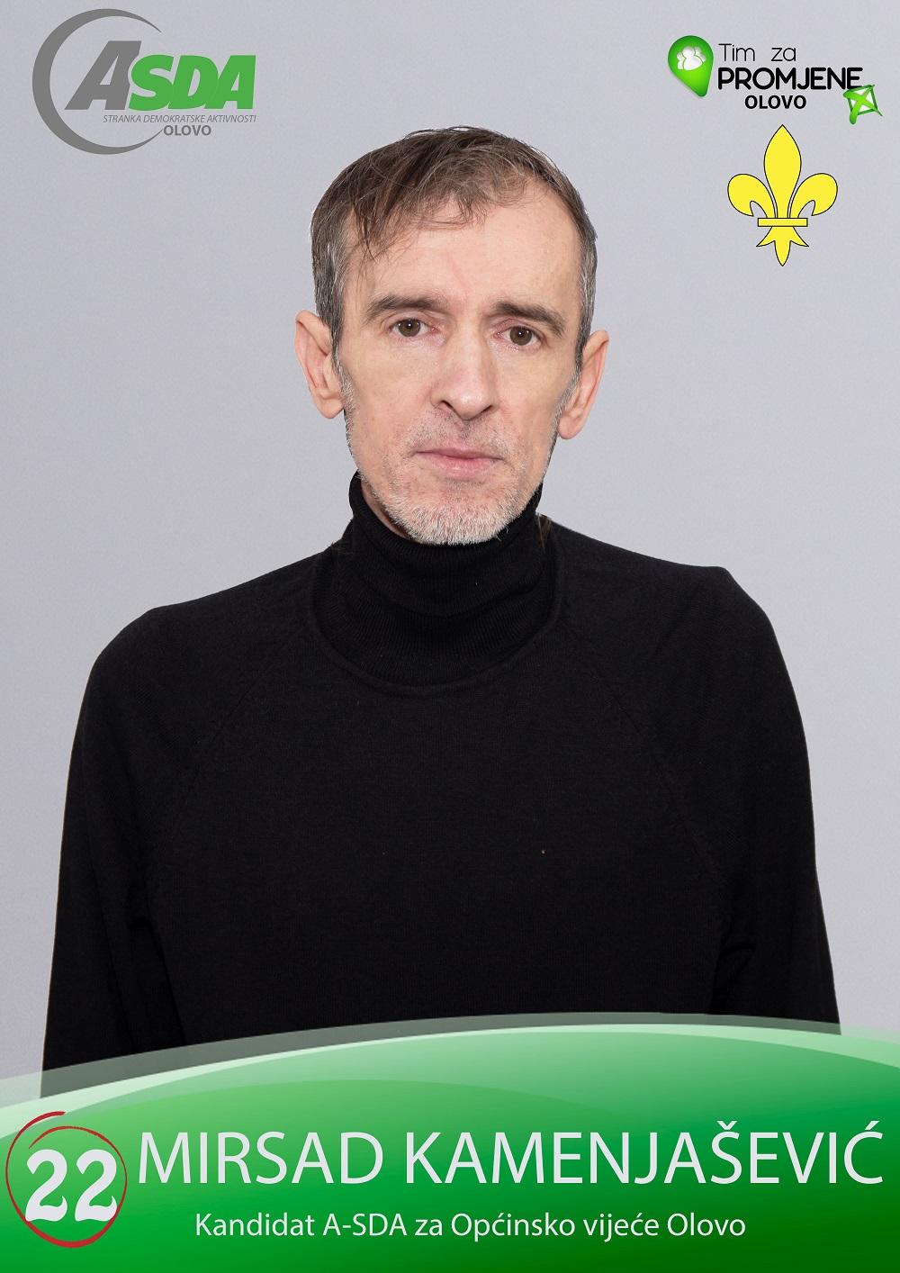 Mirsad Kamenjašević