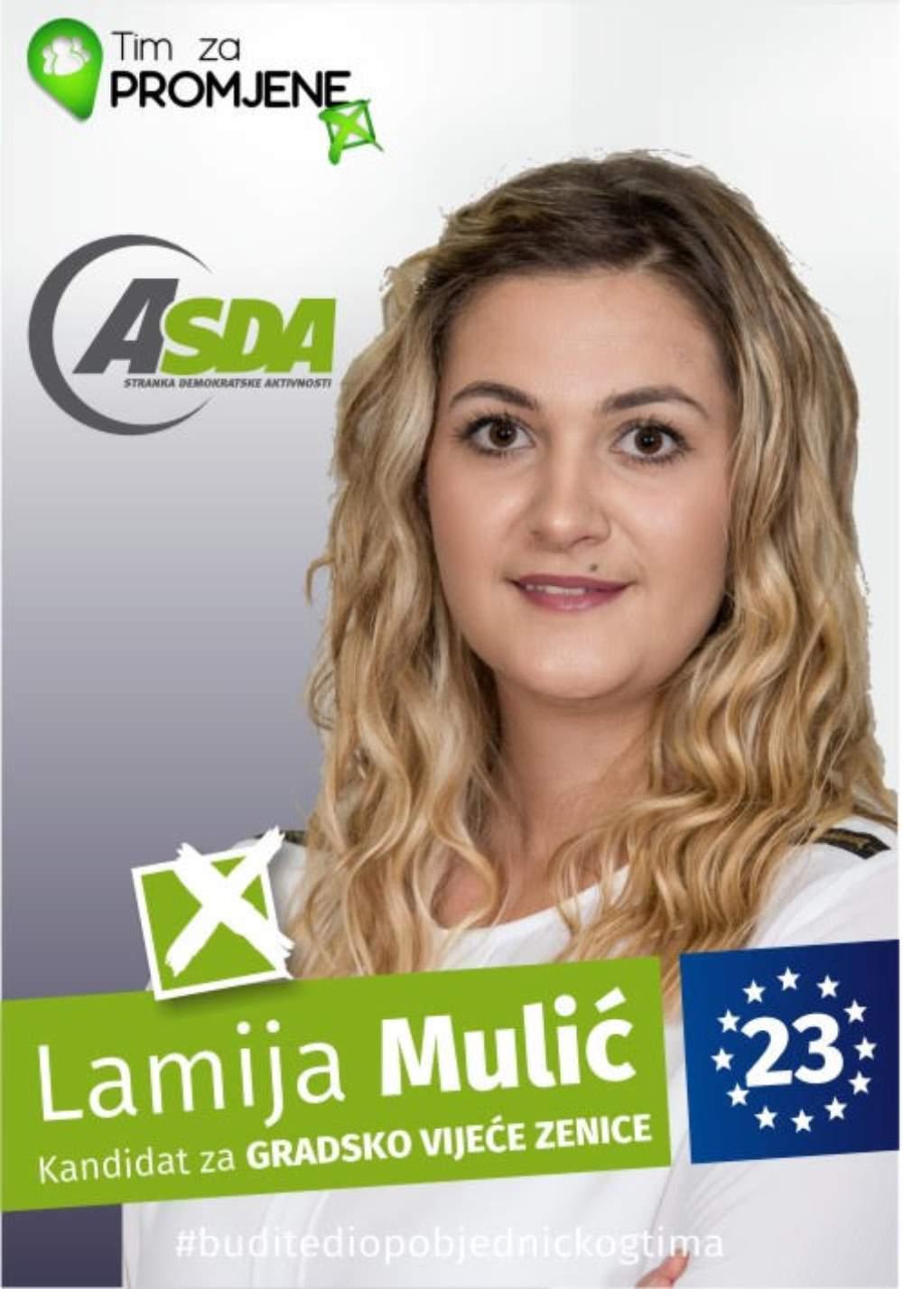 Lamija Mulić
