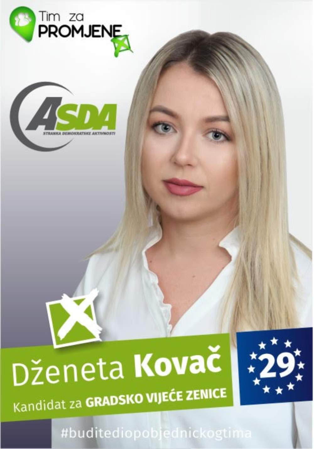 Dženeta Kovač