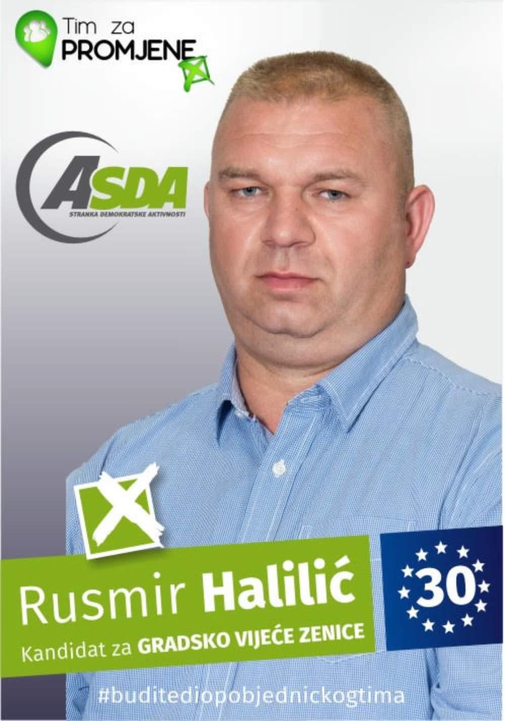 Rusmir Halilić