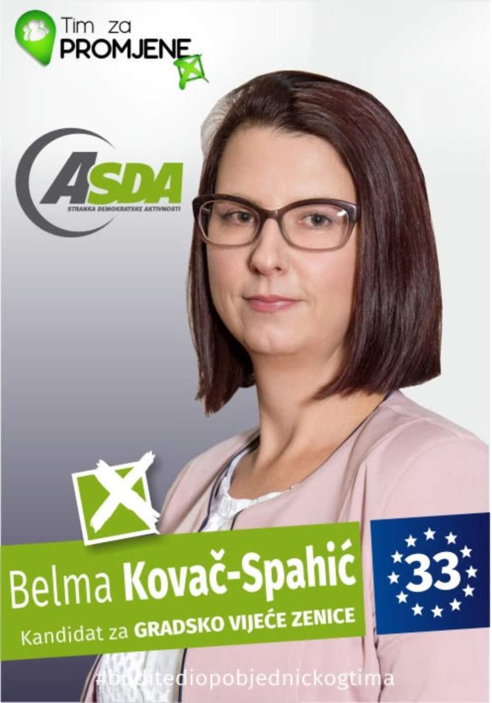 Belma Kovač - Spahić
