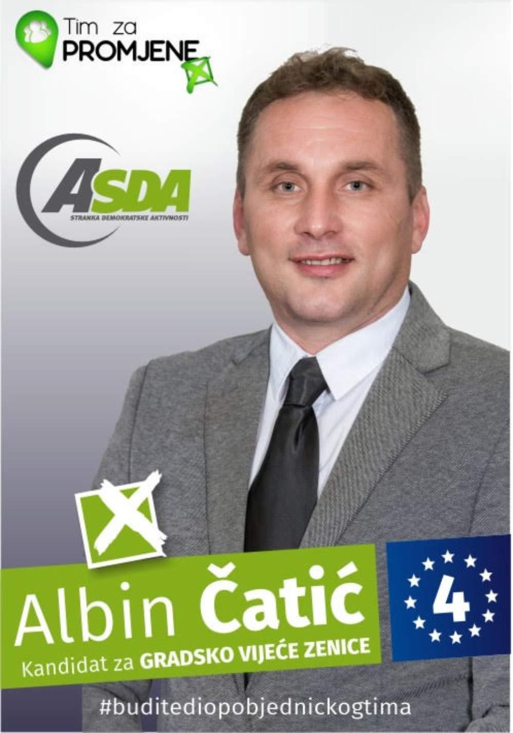 Albin Čatić