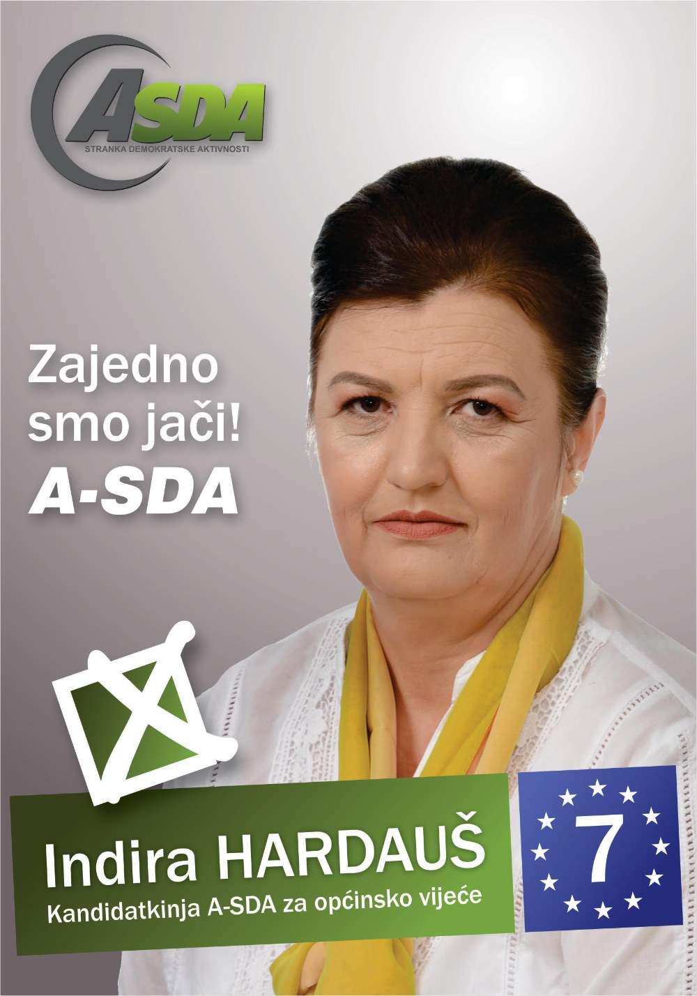 Indira Hardauš