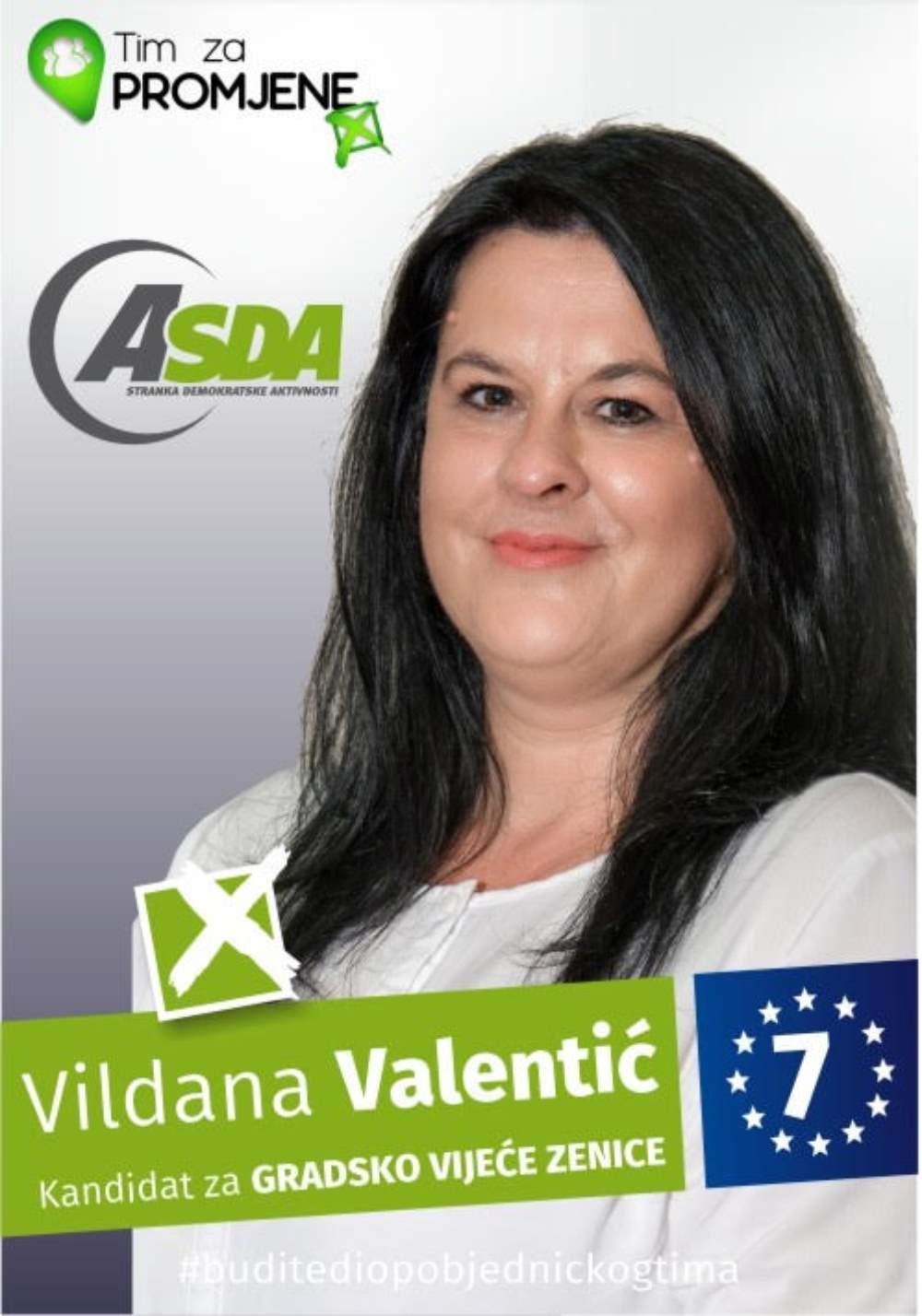 Vildana Valentić