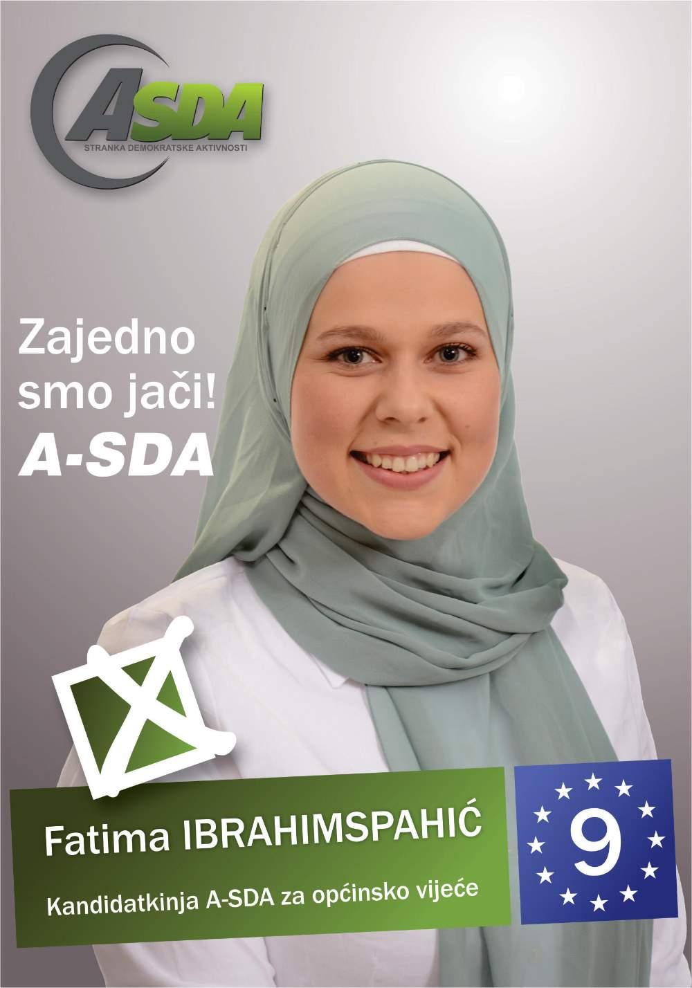 Fatima Ibrahimspahić