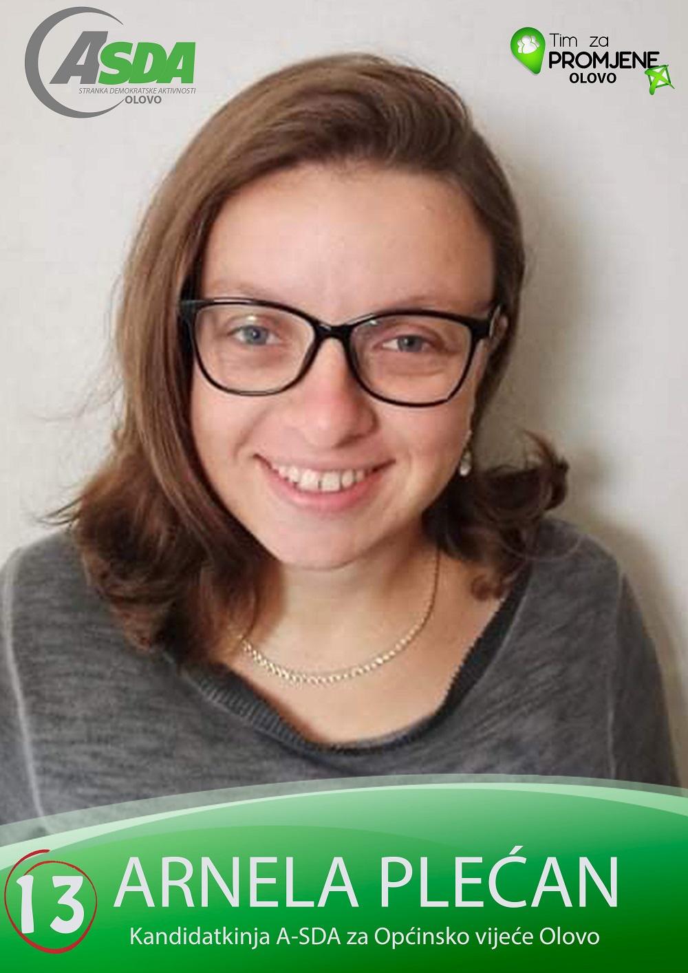 Arnela Plećan