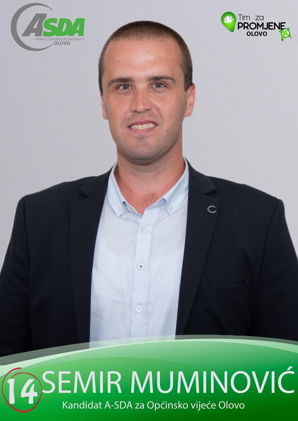 Semir Muminović