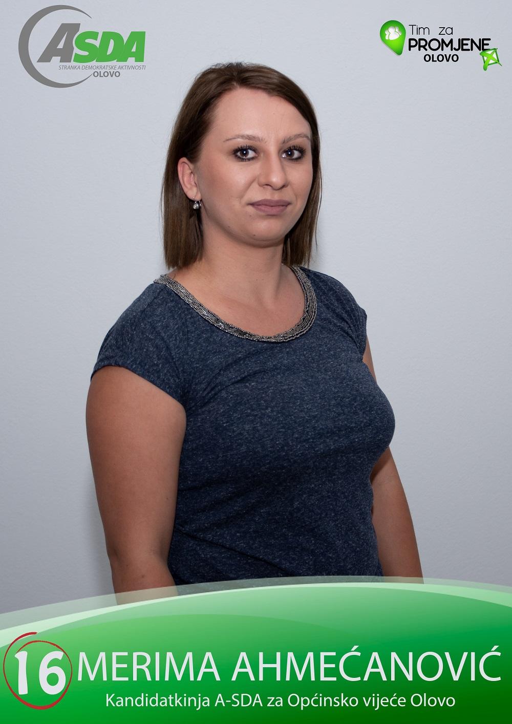 Merima Ahmećanović