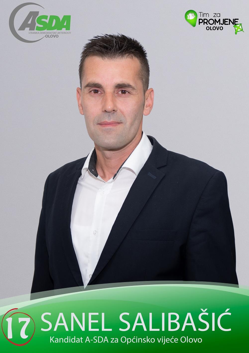 Sanel Salibašić