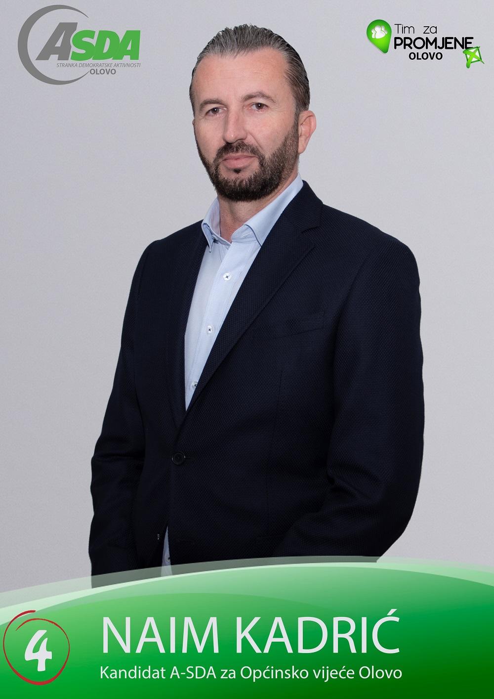 Naim Kadrić