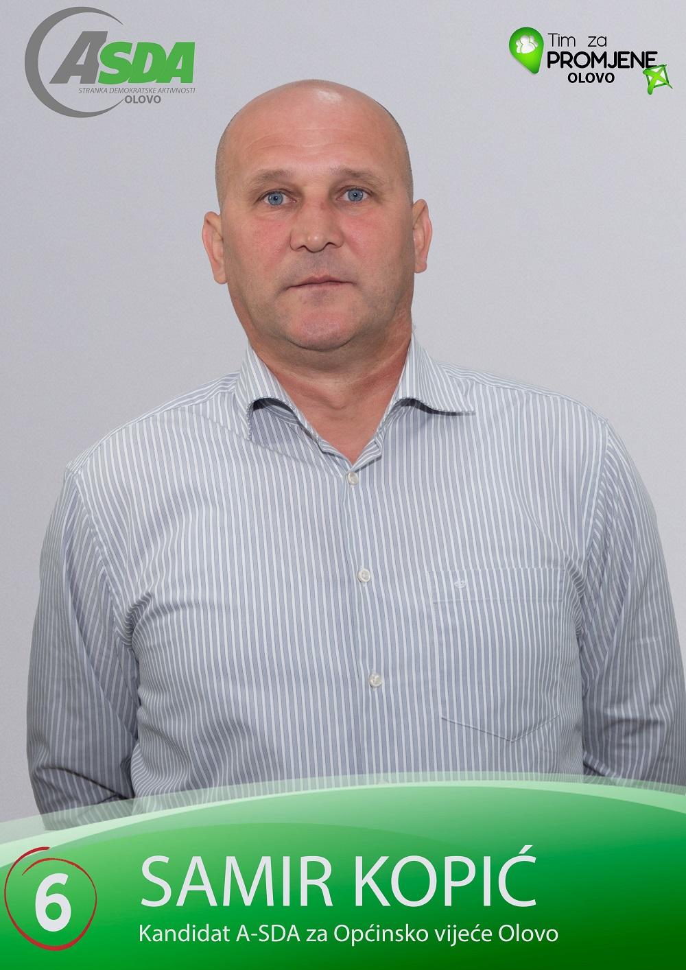 Samir Kopić