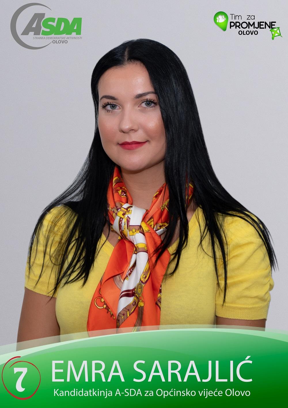 Emra Sarajlić